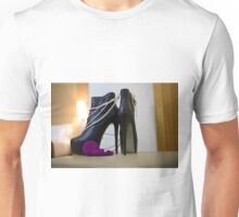 Ankle Boots with Pearls and Lelo Unisex T-Shirt