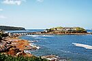 Bare Island Fort by Evita