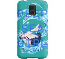 Deep Sea Girl - Hatsune Miku Samsung Galaxy Case/Skin