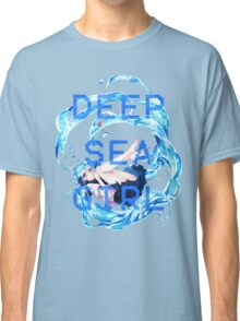 Deep Sea Girl - Hatsune Miku Classic T-Shirt