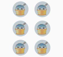 Icrecream stickers ICE CREAM! by jazzydevil