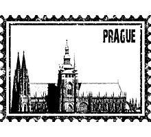 Prague castle Photographic Print