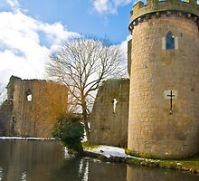 Whittington Castle #4 by dunawori