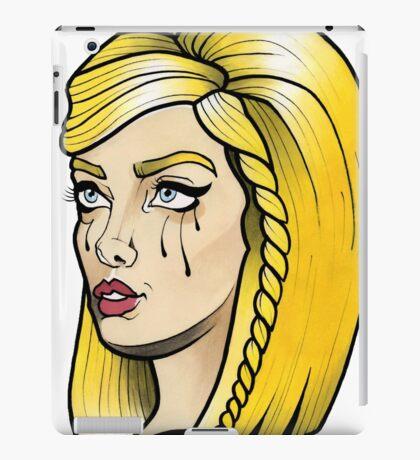 Sad barbie iPad Case/Skin