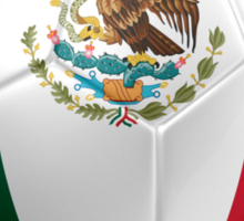 Mexico - Mexican Flag - Football or Soccer 2 Sticker