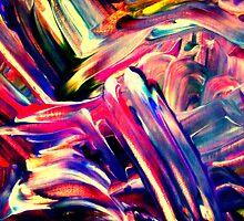 Rainbow Falls by ArdenBryant