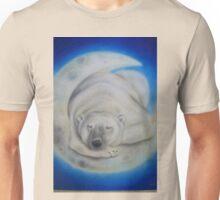sleepy bear Unisex T-Shirt