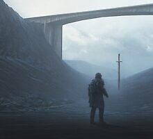 Excalibur by yurishwedoff