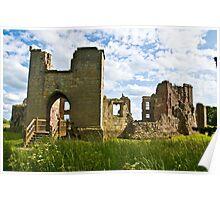 Moreton Corbet Castle  #3 Poster