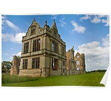 Moreton Corbet Castle  #2  Poster