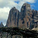 Tre Cime di Lavaredo by annalisa bianchetti