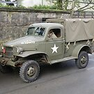 Dodge WC41 4x4 1/2 ton Pick Up by Edward Denyer