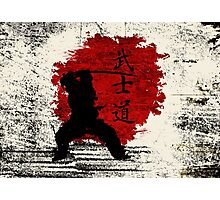 Bushido: Way of the Warrior Photographic Print
