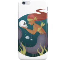 Piranha Mermaid iPhone Case/Skin