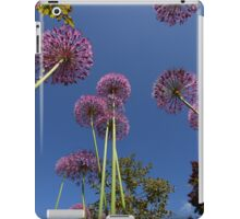 Flowers at Hodsock Priory iPad Case/Skin