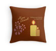 Diwali Throw Pillow