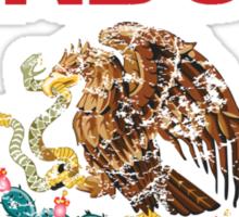 Mendoza Surname Mexican Sticker