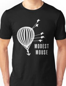 Modest Mouse Good News Before the Ship Sank Combined Album Covers (Dark) Unisex T-Shirt