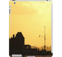 Cowes Sunset iPad Case/Skin