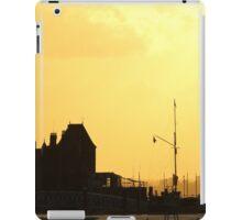 Cowes Sunset iPad Case/Skin
