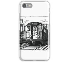 New York Subway Train iPhone Case/Skin