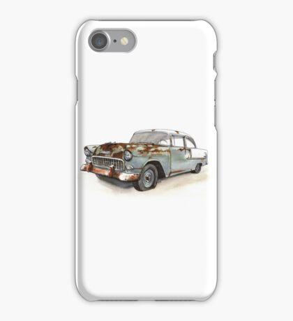 Lexington 55 #4 iPhone Case/Skin