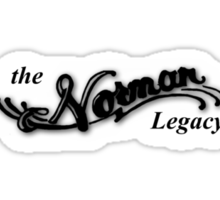 The Norman Legacy Sticker