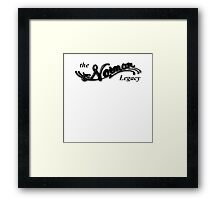 The Norman Legacy Framed Print