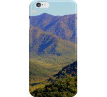 Gatlinburg Sunny Fall Day iPhone Case/Skin