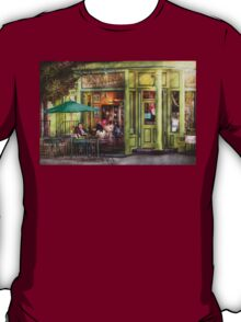 Cafe - Hoboken, NJ - Empire Coffee & Tea T-Shirt