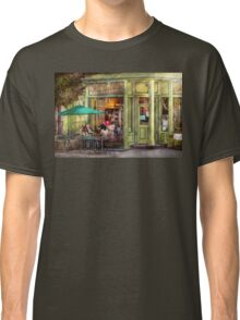 Cafe - Hoboken, NJ - Empire Coffee & Tea Classic T-Shirt