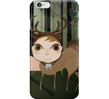 Deery Fairy in the Forest iPhone Case/Skin
