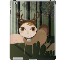 Deery Fairy in the Forest iPad Case/Skin