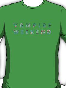 Vampire Weekend Tropical T-Shirt