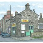 Horsforth Leeds Chinese Takeaway by Brian Hargreaves