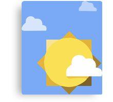 Google Inbox Canvas Print