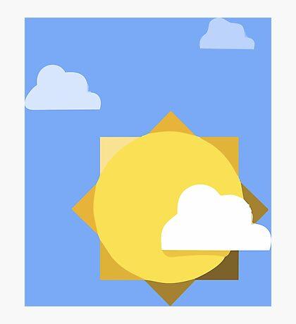 Google Inbox Photographic Print