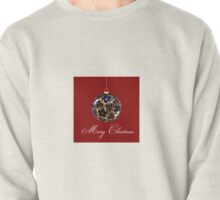 Merry christmas bauble Pullover