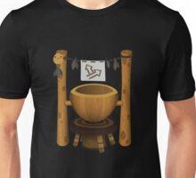 Glitch Shrines npc shrine firebog lem Unisex T-Shirt