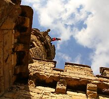 Observation Tower Lincoln Castle by Jonathan Cox