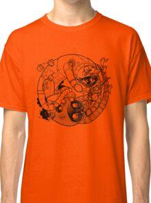 The Yin-Yang Robo Fight! Classic T-Shirt