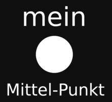 mein Mittel-Punkt (white) by GeekySweetheart