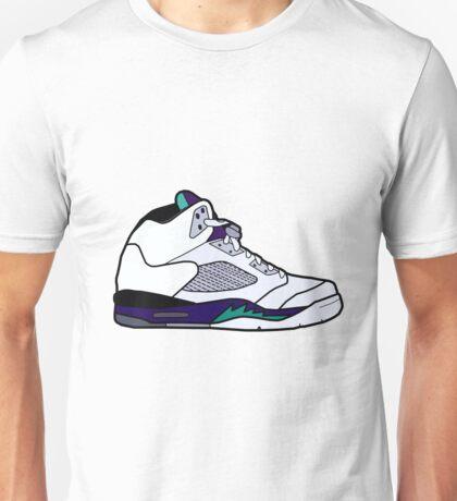 Grape 5 Unisex T-Shirt