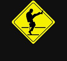 Silly Walks Crossing Unisex T-Shirt
