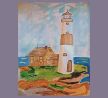 The Lighthouse by the Sea Kids Clothes