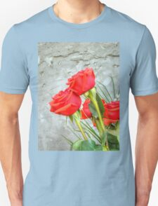 Bouquet with Red Roses 3 T-Shirt