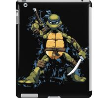 Leo - Blue iPad Case/Skin