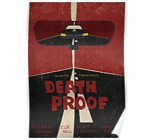Death Proof Movie Poster Poster