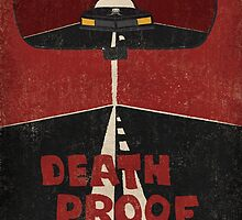 Death Proof Movie Poster / No titles / by Jane Terekhov