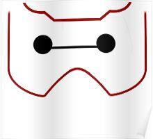Baymax Armor Poster